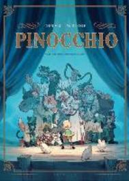 Pinocchio Carlo Collodi, Hardcover