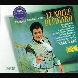 LE NOZZE DI FIGARO W/KARL BOHM, BERLIN OPERA CHOIR & ORCHESTRA Audio CD, W.A. MOZART, CD
