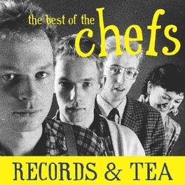 RECORDS & TEA THE BEST OF CHEFS, CD