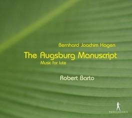AUGSBURG MANUSCRIPT ROBERT BARTO B.J. HAGEN, CD