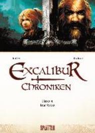 Excalibur Chroniken 03. Luchar Jean-Luc Istin, Hardcover