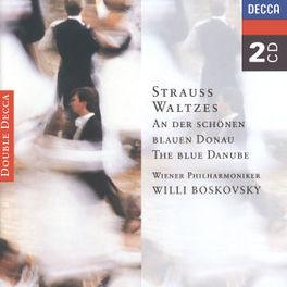 FAMOUS WALZEN W/WIENER PHILHARMONIKER, WILL BOSKOVSKY Audio CD, J. STRAUSS, CD