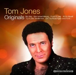 TOM JONES ORIGINALS TOM JONES, CD