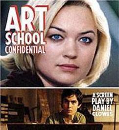 Art School Confidential Daniel, Clowes, Paperback