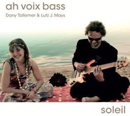 SOLEIL AH VOIX BASS, CD