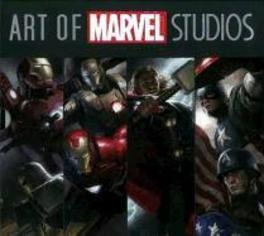 Art of Marvel Studios Manning, Matthew K., Paperback