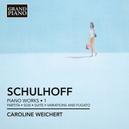 PIANO WORKS 1 CAROLINE WEICHERT