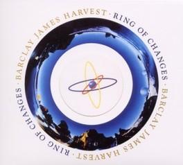 RING OF CHANGES REMASTERED 1983 ALBUM W/3 BONUS TRACKS BARCLAY JAMES HARVEST, CD