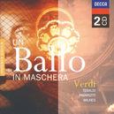 UN BALLO IN MASCHERA W/PAVAROTTI, RENATA TEBALDI, ORCH.DELL ACC.ST.CEC.ROMA