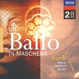 UN BALLO IN MASCHERA W/PAVAROTTI, RENATA TEBALDI, ORCH.DELL ACC.ST.CEC.ROMA Audio CD, G. VERDI, CD