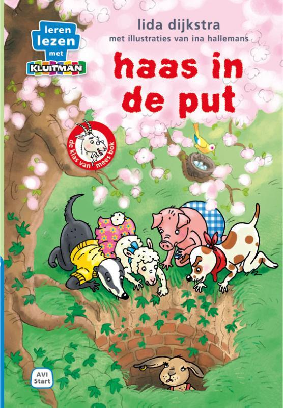 Haas in de put Dijkstra, Lida, Hardcover