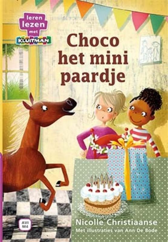 Choco het minipaardje Nicolle Christiaanse, Hardcover