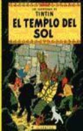El templo del Sol/ The Temple of the Sun Hergé, Hardcover