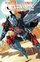 Transformers Drift. Empire of Stone, Shane Mccarthy, Paperback