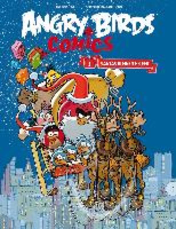 Angry Birds Comics - Softcover Santas kleiner Helfer, Kari Korhonen, Paperback