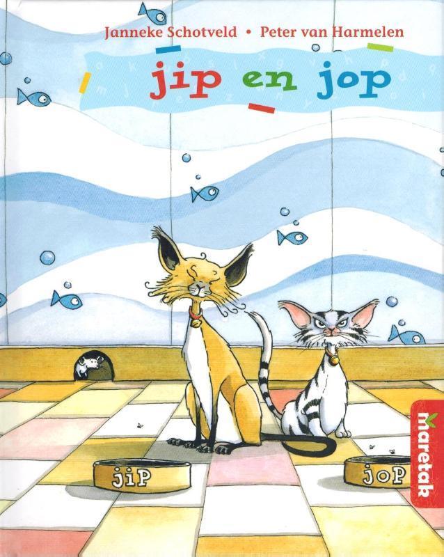 Jip en Jop Schotveld, Janneke, Hardcover