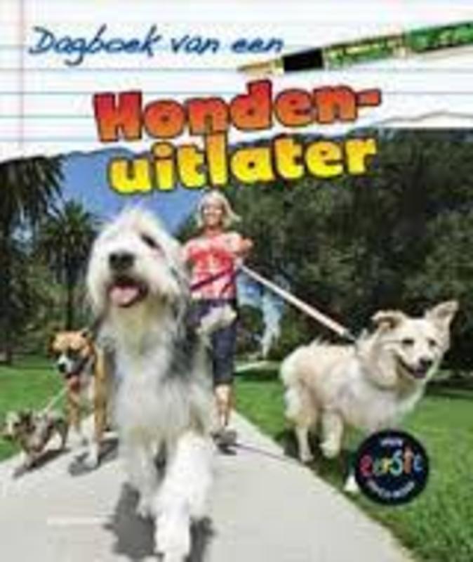 Hondenuitlater Angela Royston, Hardcover