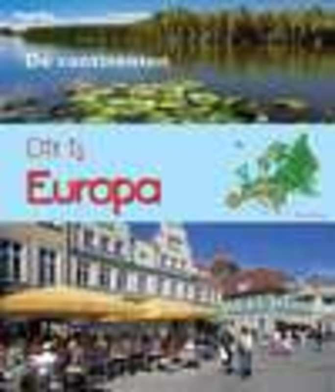 Dit is Europa Chris Oxlade, Hardcover