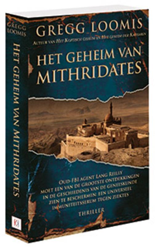 Het geheim van Mithridates Loomis, Gregg, Paperback