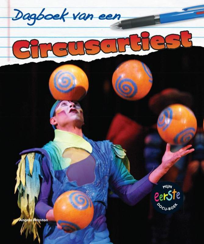 Circusartiest Angela Royston, Hardcover