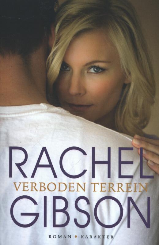 Verboden terrein Rachel Gibson, Paperback