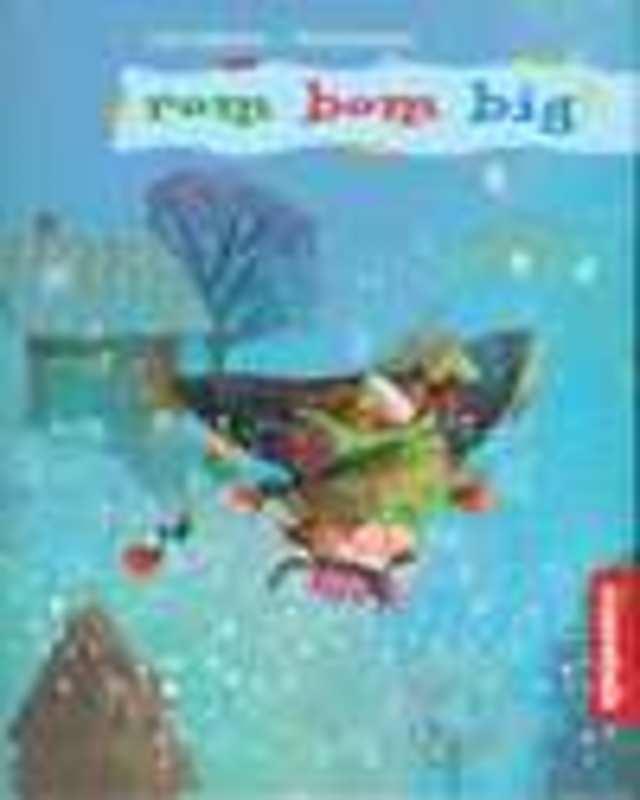 Rom bom big Lida Dijkstra, Hardcover