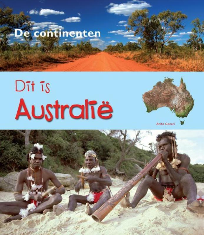Australië Ganeri, Anita, Hardcover