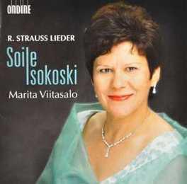 LIEDER SOILE ISOKOSKI R. STRAUSS, CD