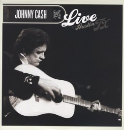 LIVE FROM AUSTIN TX JOHNNY CASH, LP