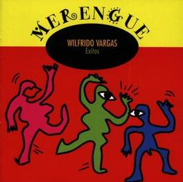 EXITOS WILFRIDO VARGAS, CD