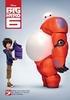 Big hero 6, (Blu-Ray) BILINGUAL /CAST: T.J. MILLER, JAMIE CHUNG