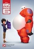 Big hero 6, (DVD)