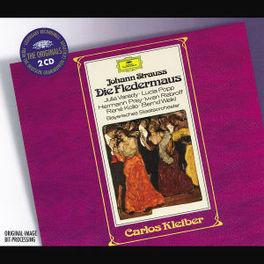 DIE FLEDERMAUS W/JULIA VARADY, LUCIA POPP, BAYERISCHES STAATSORCHESTER Audio CD, STRAUSS, J. -JR-, CD