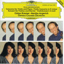 CONCERTO FOR VIOLIN, PIAN & STRINGS IN D MINOR W/KREMER/AGERICH/ORPHEUS CHAMBER O