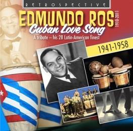 CUBAN LOVE SONGS HIS 28 LATIN AMERICAN FINEST EDMUNDO ROS, CD