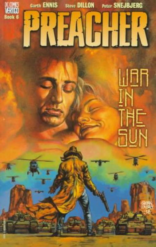 Preacher War in the Sun, Ennis, Garth, Paperback