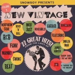 SNOWBOY PRESENTS NEW.. ..VINTAGE V/A, CD