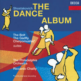DANCE ALBUM PDO/CHAILLY Audio CD, D. SHOSTAKOVICH, CD