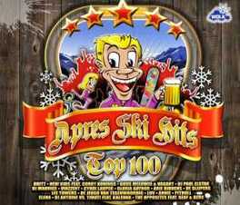 APRES SKI TOP 100 W/BRITT/NEW KIDS/GUUS MEEUWIS/PAUL ELSTAK/DJ MAURICE/AO V/A, CD