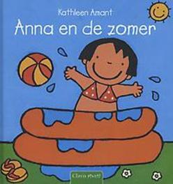 Anna en de zomer Kathleen Amant, Hardcover