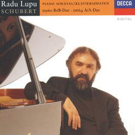 PIANO SONATAS D 664,D 960 RADU LUPU Audio CD, F. SCHUBERT, CD