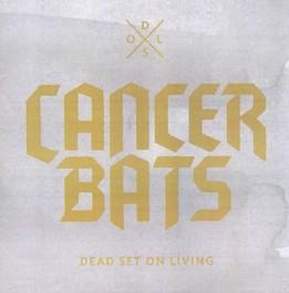 DEAD SET ON LIVING CANCER BATS, CD