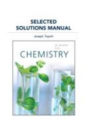 Selected Solutions Manual for Chemistry Fay, Robert C., Paperback
