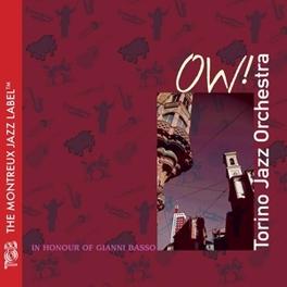 OW ! TORINO JAZZ ORCHESTRA, CD