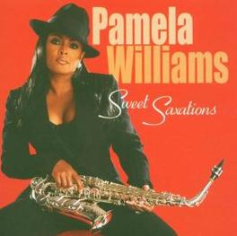 SWEET SAXATIONS SMOOTH JAZZ Audio CD, PAMELA WILLIAMS, CD