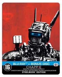 Chappie, (Blu-Ray)