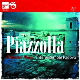 CHAMBER MUSIC INTERENSEMBLE PADOVA Piazzolla, CD