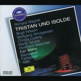 TRISTAN UND ISOLDE W/KARL BOHM, BIRGIT NILSSON, CHRISTA LUDWIG Audio CD, R. WAGNER, CD
