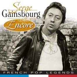 ENCORE SERGE GAINSBOURG, CD