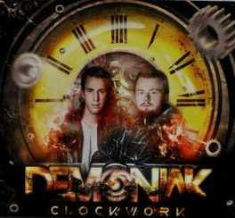 CLOCKWORK DEMONIAK, CD